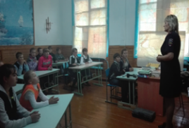 Информация о работе мобильной бригады «Экспресс» в п. Алтамаш