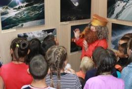 праздничная  программа в Таштагольском этнографическом музее